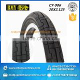 bmx bike tires 20x2.125 of wholesale bicycle parts