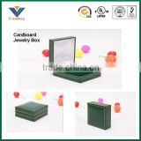 High grade Jewelry Box gift box packing box and provide custom box dollar general gift box