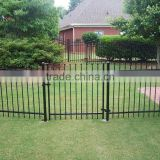 allibaba China shijianzhuang manufacture of used stainless steel iron fence panels designs for sale