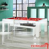 dinner pool table carom billiard table dining table pool table combo                                                                         Quality Choice