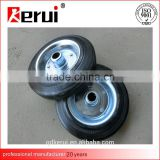200/50-100 industrial rubber wheel / rubber caster 200/50-100