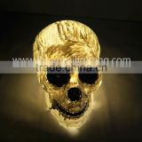 LED copper wire,decorative light,skull light Christmas Light,holiday light,halloween light,battery CE,Rohs,UL