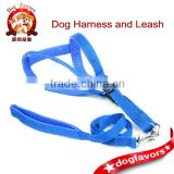 Pet leashwith foam harness large dog chow German Shepherd Golden Retriever Husky Samoyed dog chain
