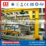Light Weight Overload Protection 10 Ton Slewing Column light jib crane                                                                         Quality Choice