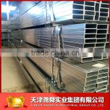 Square steel pipe astm a36 pre galvanized steel pipe