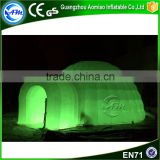 Customize LED inflatable party dome tent inflatable onion tent for sale
