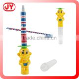 Monkey design plastic Magic stick toy for kids