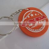 Factory Personalised PVC Gift Car Brand Keychain For Wholesale