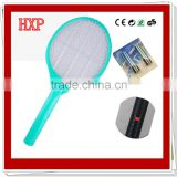 2015 Hot new factory lowest price AA battery mosquito racket factory battery mosquito killer racket