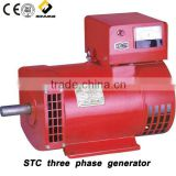 advanced samll 3 phase 4 pole 30kva alternator generator