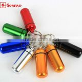 Small waterproof drug Aluminum bottle