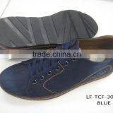 men's latest and fashion casual shoes, canvas upper ,rubber outsole