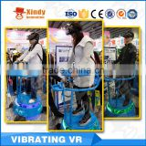 2016 Spring Canton fair Amazing Entertainment Electrical VR electric motor vibrator