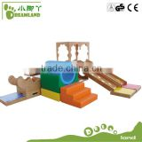 2014 hot sale nursery school Early Learning Kids indoor soft play equipment