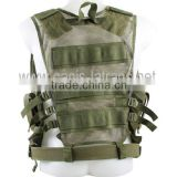 MOLLE combat outdoor army military bulletproof tactical gear vest assault waistcoat CL4-0039
