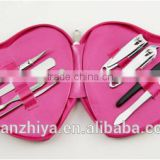 promotional fashion cute manicure set FOR 2014GIFT