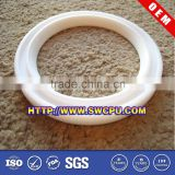 Silicone rubber seal gasket for oven door