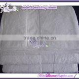 100 * 180cm white 10% cotton, soft and quick-dry hotel 21 bath towels with super water absorption