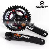 CNC Bike Part Aluminum Alloy Bike Crank Bicycle Crank & Chainwheel
