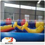Beston indoor/outdoor inflatable mini swimming pool for kids