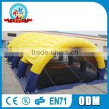 Inflatable Paintball Field/ Paintball Bunker Air Field                                                                         Quality Choice