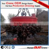 Carrier beam magnetic chuck Electromagnet chucks for overhead crane