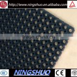 Factory supplier of anti fatigue non skid rubber kitchen floor mat with hole