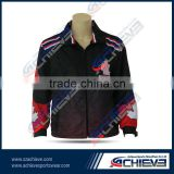 fully sublimation tracksuit jacket/ Sports Track Suits