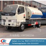 bitumen emulsion sprayer heated bitumen truck 4T