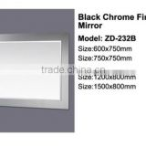 glass bathroom framed mirror decorative wall mirror
