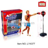 Custom training kids sport toys punching ball boxing stand