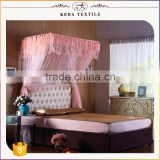 Alibaba wholesale price king queen double single size home decorative colorful bed mosquito sleeping net