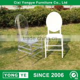 Gold supplier party supply PC resin ghost chair                                                                         Quality Choice