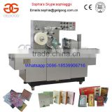 Cellophane Box Wrapper Machine Food Wrapping Machine