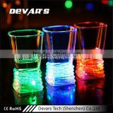 2016 Light Up Plastic Cups, Color Changing Led Champagne Cup                                                                         Quality Choice