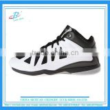 hot sale comfortable basketball shoe for man, new arrived basketball shoe high quality, wholesale pu EXW price basketball shoe