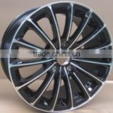 Hot sale 13-inch alloy wheel color car rims