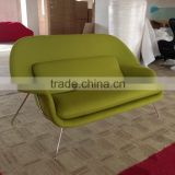 Living room furntiure replica womb sofa saarinen sofa from foshan shunde