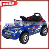 HT 99813 Custom Cheap Price Rechargeable Battery Opereated Electric Child Car with Remote Control