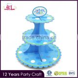 3 Tier Cake Stand Cupcake Stand For Happy Birthday Cake