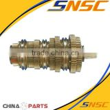 "Fast 9JS180 transmission parts Sinotruk Shacman Truck Parts Auxiliary Shaft Assembly ""SNSC"
