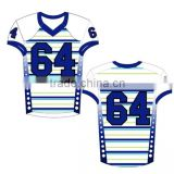 American Footall Training Jersey Cheap Tackle Twill Customized American Football Jersey