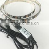 2016 hot sell USB RGB LED Strip Light IP65 Waterproof Decorative Flexible Lights String for TV Backlight Laptop