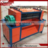 19 High quality radiator copper and aluminum recycling machine 0086 13721438675