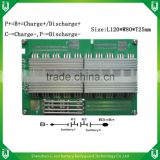 PCM/BMS/PCB For 11.1V (3S)Li-ion Battery Packs fr4 94v-0 pcb,vamo v5 pcb board,vamo v3 pcb