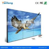 "55"" 700nits Samsung DID lcd video wall with 5.3mm Ultra Narrow Bezel and LED backlight"