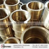 Wholesale bulk no lubricating oil graphite copper component bearing bushing