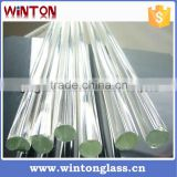 large size quartz glass rod