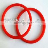 2013 Red Bracelet bangles fashion body jewelry piercing silicone (top quality)