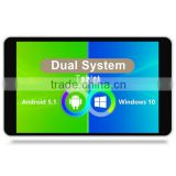 "Win10/Android 5.1 Dual Operation System Tablet PC 7"" 1280*800 Display 64Bit Quad Core 2GB RAM 32GB ROM IntelZ3735F 5.0MPtabletPC"